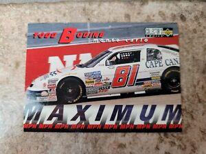 1996 Upper Deck Collectors Choice NASCAR Trading Cards - Maximum MPH  - You Pick