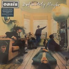 Oasis - Definitely Maybe(200g Vinyl LP),2009 Big Brother