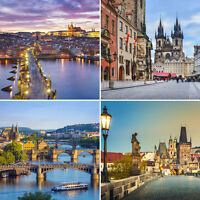 Prag - 3 Tage Kurzurlaub für 2 Personen in die Stadt Prag, inkl Frühstück