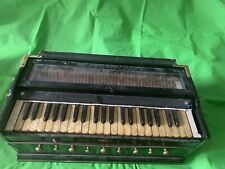 More details for harmonium indian with  bellow has a lovely sound. sold as is for collect