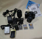 Nikon D70 Digital SLR Camera with 18-50mm and 55-200mm Zoom Lenses