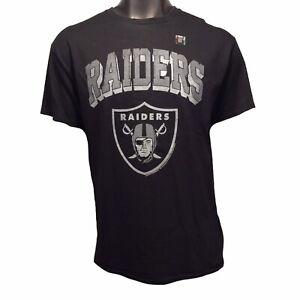 Oakland Raiders NFL Junk Food Originals L Team Throwback T-Shirt Las Vegas $25
