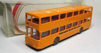 Wiking 1:87 MAN SD 200 Berlin Doppeldeckerbus OVP 730 Eine Stadt stellt sich vor