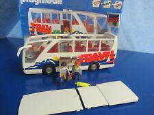 3169 autobús omnibus autobús chocó figuras OVP a 4311 aeropuerto Playmobil 9941