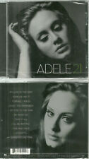CD - ADELE : 21 / NEUF EMBALLE - NEW & SEALED - SOMEONE LIKE YOU - LOVE SONG