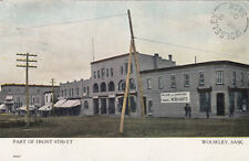 WOLSELEY , Canada , 00-10s ; Part of Front Street