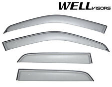 WellVisors Side Window Deflectors Honda CRV 02-06 Premium Series
