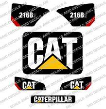 CATERPILLAR CAT  216B-3 SKIDSTEER DECAL STICKER SET
