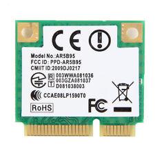 Atheros AR9285 AR5B95 150Mbps 2.4GHz Mini PCI-Express 802.11BGN WiFi Card