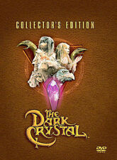 The Dark Crystal (Collector's Edition Boxed Set), Very Good DVD, Jean-Pierre Ami