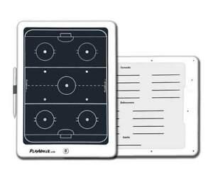 Playmaker LCD Digital Hockey Coaching Board! Coach Coaches Coaching Ice Tool Aid
