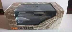 Delage D8 120-S Pourtout Aero coupe - 1937 1:43 IXO Museum