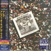 AREA-ARE(A)ZIONE-JAPAN MINI LP BLU-SPEC CD2 Ltd/Ed E51