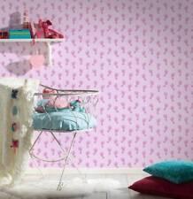 Bordüre Babyzimmer Wäscheleine Babykleidung Jeans Bär Teddy Weiß Little Stars