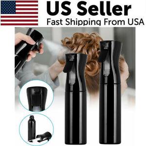 Hair Spray Bottle Mist Barber Water Sprayer Hairdressing 150 / 300ml Salon Tools