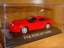 TVR TUSCAN T440R T-440-R RED 1:43 MINT!!!