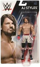 AJ Styles WWE Mattel Basic Series 82 Brand New Action Figure Toy Mint Package