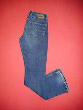 Tommy Hilfiger Neo Flare Damen Blau Denim Jeans-Taille 30 Bein 34-B 8 *