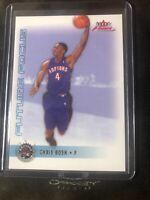 CHRIS BOSH 2003 FLEER FOCUS RC ROOKIE CARD MIAMI HEAT Toronto Raptors /499