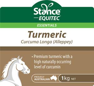 Equitec Essentials Turmeric Allepey (Curcuma longa) 1kg Animal/Equine