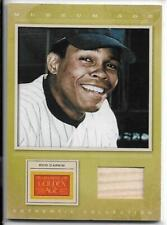 """Awesome 2012 Panini Golden Age Rod Carew Museum """"Bat"""" Relic Card #17 ~ Hof 1991"""