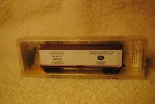 N Scale Nyc Rr Mdt Advertising Reefer Car by Micro-Trains