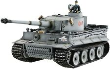 2.4Ghz 1/16 German Tiger I RC Tank Early Version Metal Edition R/C RTR Taigen