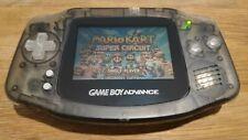 Nintendo Game Boy Advance Handheld veränderten Semi klar Hülle und Tasten