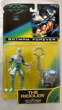 BATMAN FOREVER THE RIDDLER TARGET EXCLUSIVE KENNER 1995