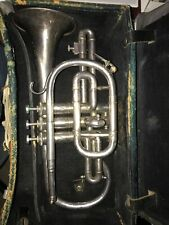 Salvation Army Bandmaster Class A Cornet (Bb) - Good Condition - Made in London