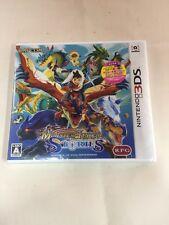 CAPCOM Monster Hunter Stories - Standard Edition JAPANESE IMPORT NINTENDO 3DS