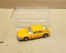 Matchbox Superfast BMC 1800 Pininfarina in mint condition or vnm, 1969 England.