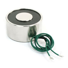 XRN-XP40x20 12V 55LB 25Kg Electric Lifting Magnet Electromagnet Solenoid 40mm ED
