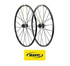 "Mavic Crossmax SL Pro  27.5"" WTS Wheelset & Tyres, 6-Bolt, Lightweight Tubeless"