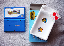 GOLD CLIFF Game Watch (POCKETSIZE) BOX, STYROFOAM, PLAQUE PLASTIC, BATTERY STICK