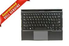 GENUINE Dell Latitude 7275 XPS 9250 French Keyboard Dock Case K18A001 C83VD