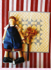PATTERN - My Dolly - Buster - fun cloth doll  PATTERN - Rosalie Quinlan