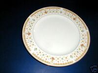 Fine China Japan GARDEN BOUQUET #4078 Dinner Plate/s (loc-B21)
