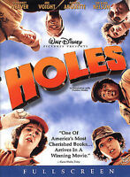 Holes [New DVD] Full Frame Sealed