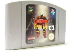 Nintendo 64 N64 juego cuerpo cosecha (cosecha cuerpo) PAL EUR NUS-nbhp-EUR