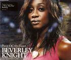 BEVERLEY KNIGHT - Piece Of My Heart (UK 2 Tk CD Single)