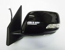 Door//Wing Mirror Black Electric RH For Toyota Landcruiser VDJ200 V8 4.5TD 8//07/>+