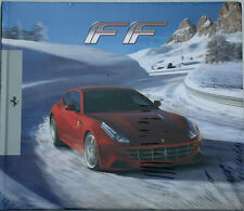 New Ferrari FF Brochure In Factory Shrinkwrap