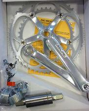GUARNITURA SPECIALE MICHE CICLO CORSA RACE BIKE CRANK SET 190227003953A