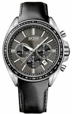Hugo Boss Mens Driver Sport Chronograph Watch 1513085
