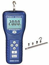 REED SD-6020 Force Gauge Data Logger, 20kg. Measures Tension and Compression.