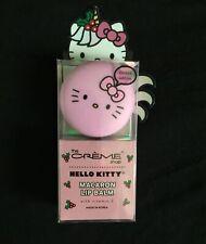 NEW The Crème Shop x Sanrio Hello Kitty Macaron Lip Balm Winter Apple Pie