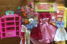 Barbie Accessories Mixed Lot