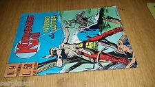 KANSAS KID # 14 - RITORNO ALLA LOTTA - EDITORIALE CORNO - 1963 -  CO4