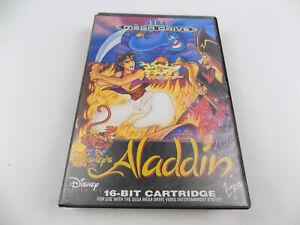 Sega Mega Drive / Genesis Disney's Aladdin PAL AUS Free Postage